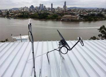 Antenna installations