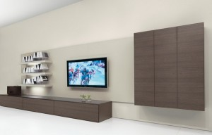 Plasma-TV-Wall-Cabinet
